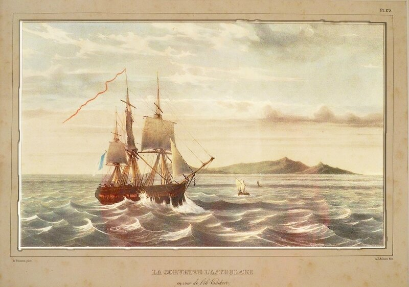 French_Corvette_L'Astrolabe