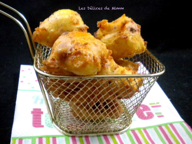 Croustillons au jambon cru et gruyère pour l'apéro 4