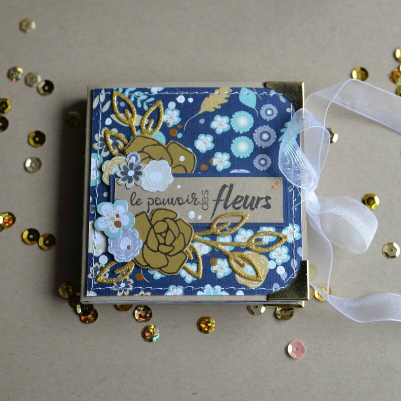mini Margaux- devant de couverture-chou&flowers-claire-scrapathome