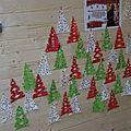 Arts plastiques Noël 2010