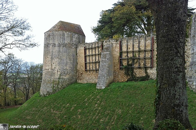 Tour St-Georges du Château de Nogent-le-Rotrou