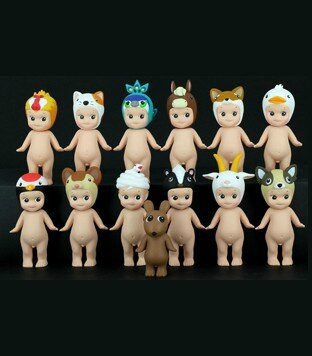 sonny angel collection animaux serie 4
