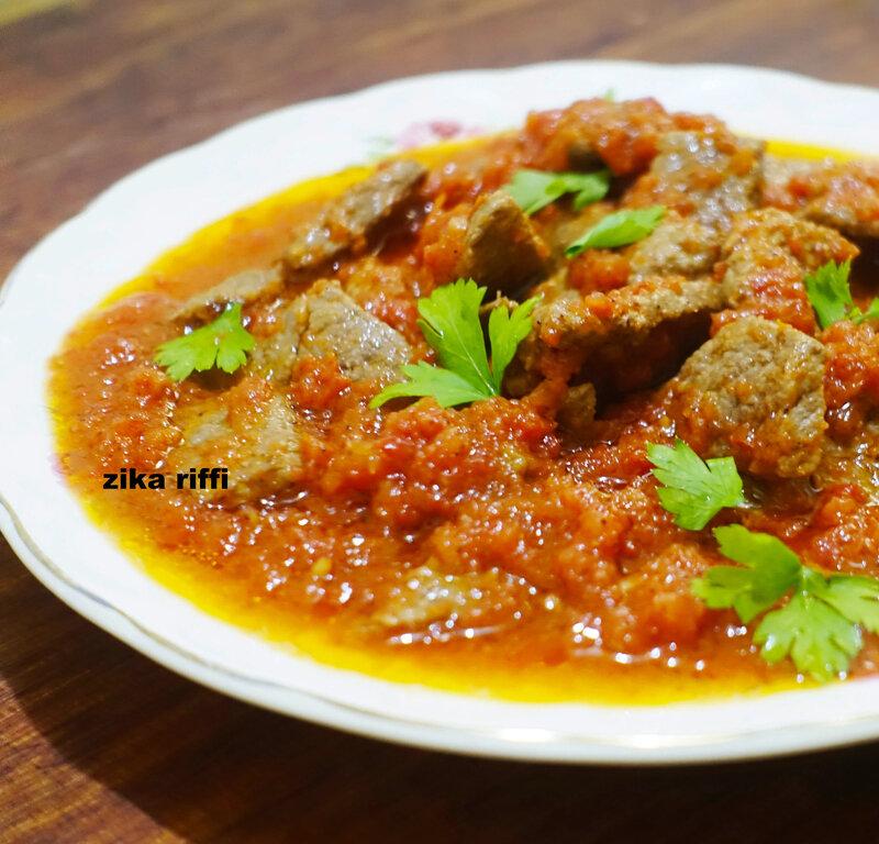 émincé veau coulis tomates 002