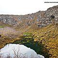 Le canyon d'Asbyrgi