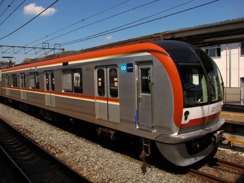 10 000系, Tôbu Tôjô line, Hon-Kawagoe eki