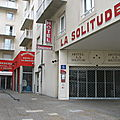 Lourdes, rue comprenant le plus grand nombre de fois le mot