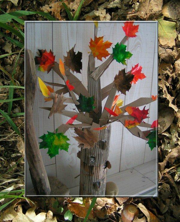 L'arbre cache-cache