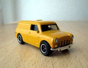 Austin mini van 1965 01 -Matchbox- (2006) (1