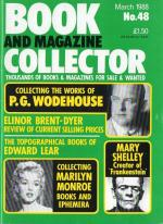 Book and magazine collector (Gb) 1988