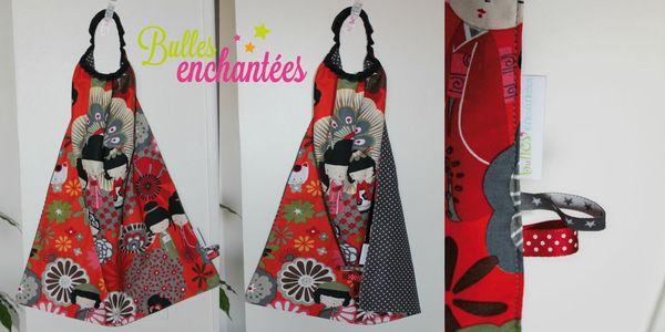 serviette-kokeshi