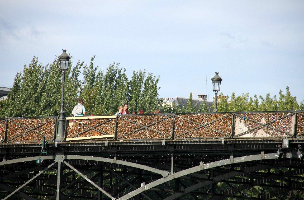 Cadenas Pont des arts_5430