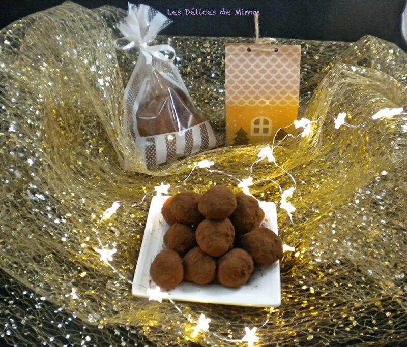 Truffes au chocolat pour la Saint-Nicolas ou Noël 4
