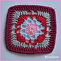 Granny square by simply crochet #22