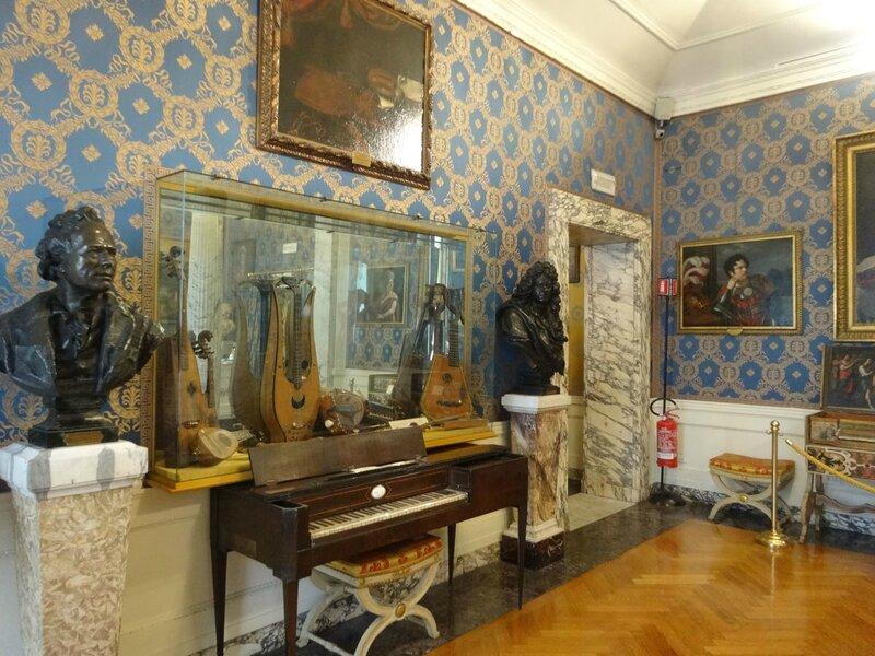 Salle du musée 2