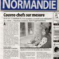 Ségolène création et le paris-normandie : petit point presse