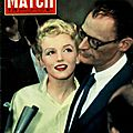 Paris match 7/07/1956