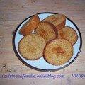 Mini cakes amande et prunes