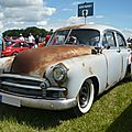 CHEVROLET Styleline DeLuxe 4door Sedan 1950 Eutingen im Gau (1)