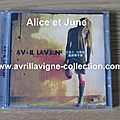 CD Under My Skin Together cover-Asie (2004)