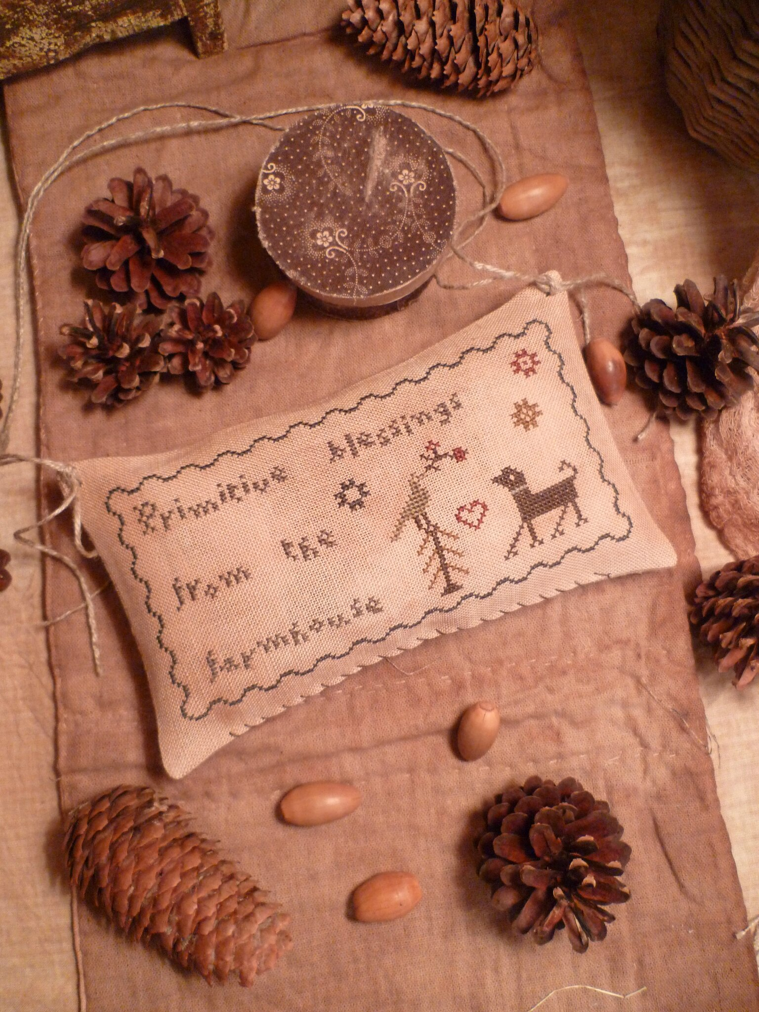 Primitive Blessings from the farmhouse US$ 7.00