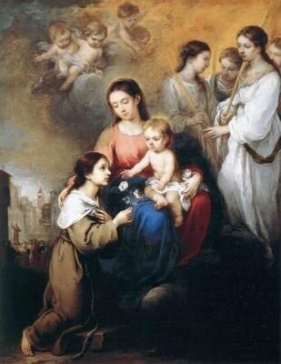 Bibl-Hist-Bartolome, Anne avec Jean le Baptiste