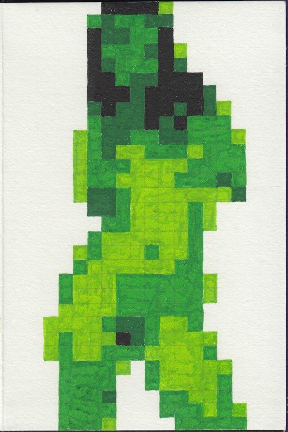Décadence vert 10