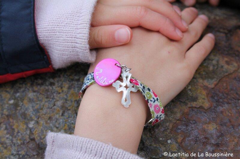 Le bracelet de Madeleine - et sa marraine