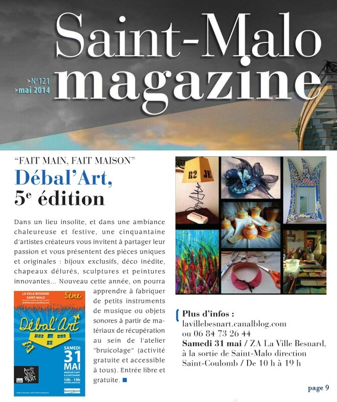 Saint Malo Magazine