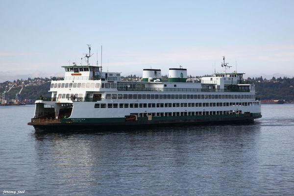 ferry boat seattle