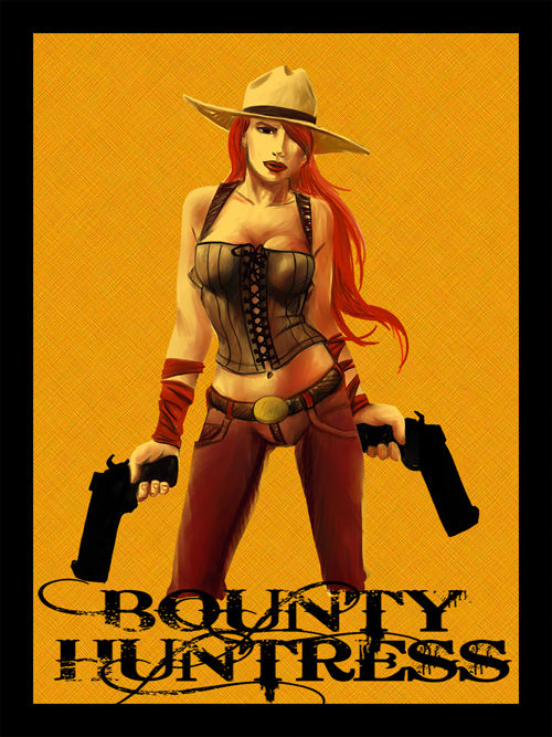 bountyhuntress
