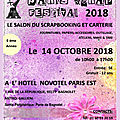 Paris scrap festival le 14 octobre 2018