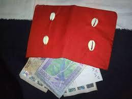 Le portefeuille magique d'argent du marabout GOUNOU