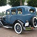 Pontiac big six fischer 4door sedan 1929