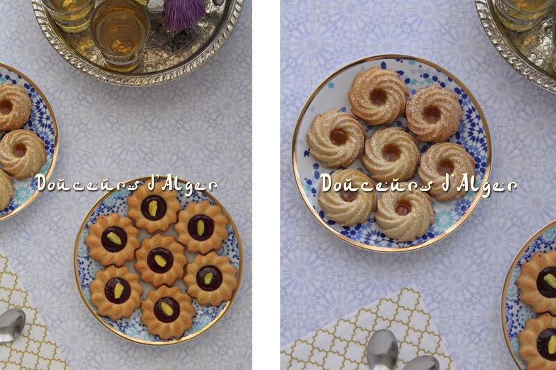 Biscuits fondants à la maïzena 2