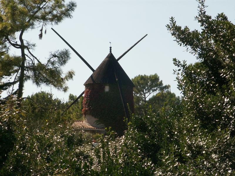 Moulin ........Noirmoutier -dépt 85