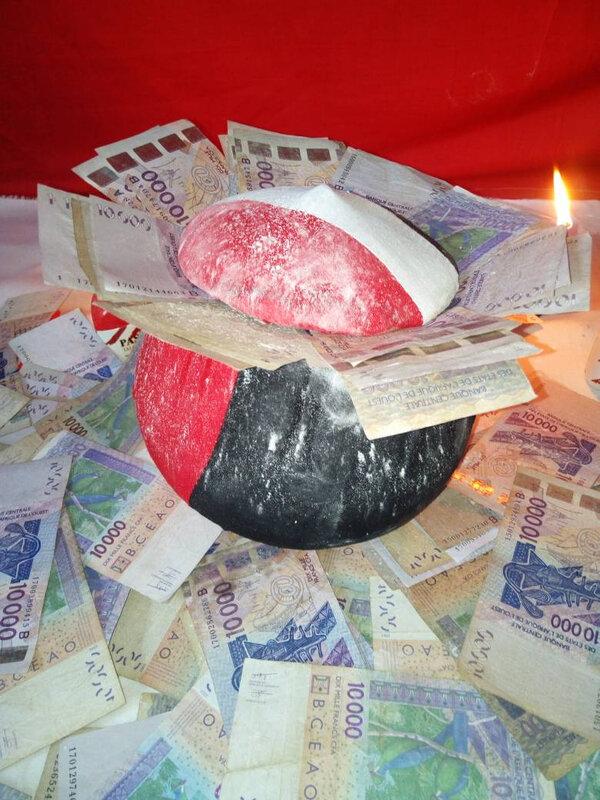 Gagner des millions grâce a la Calebasse Magique du maître KPATEVI