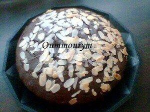 Mon gâteau au chocolat super fondant
