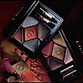 Dior en diable - palette regard couture 5 couleurs devilish - palette regard couture 5 couleurs volcanic - dior