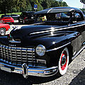 Dodge deluxe business coupe 1946-1948