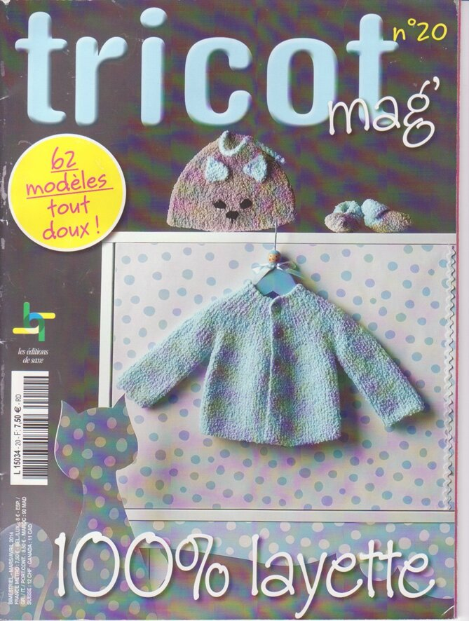 tricot mag 20