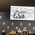 Conférence Shonen Jump - Hiroki Goto