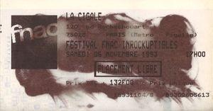 1993_11_Inrocks_Day_3_Cigale_Billet