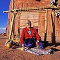 Parure navarro, une inspiration amérindienne...