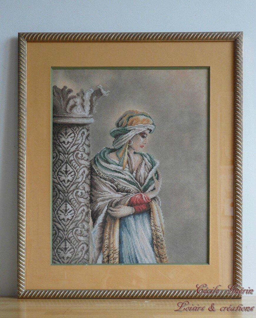 Femme italienne