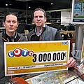 Temoignages - gagner au jeu loto