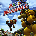 Test de mario superstar baseball - jeu video giga france