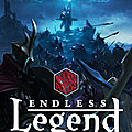 Test de endless legend - jeu video giga france