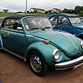 Volkswagen super beetle convertible (version us) - 1974 à 1980
