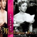 DVD MADAME DE