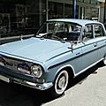 Vauxhall vx4/90 (victor), 1964